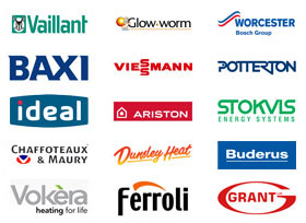all heating makes and models quoted